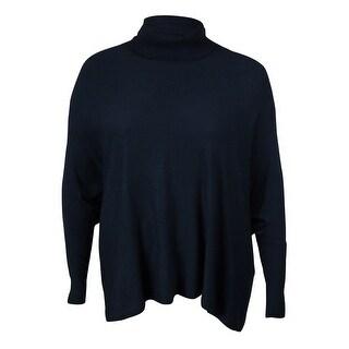 Alfani Women's Turtleneck Dolman Sleeve Sweater