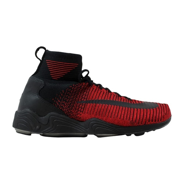 sneakers for cheap a8f0d a2281 Nike Zoom Mercurial XI Flyknit FC University Red Black-Team Red 852616-600