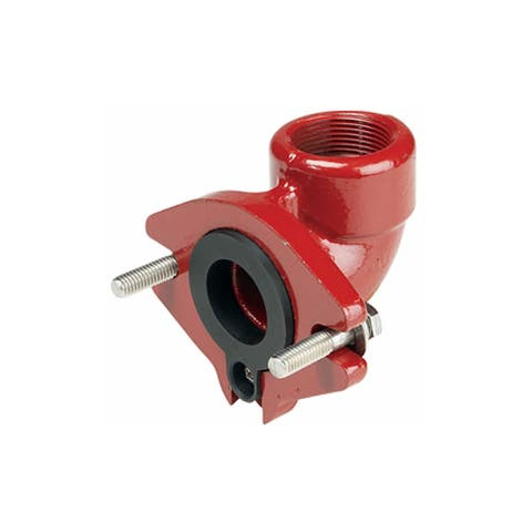 Liberty Pumps G90 Flanged Elbow For Omnivore LSG-Series Grinder Pumps -