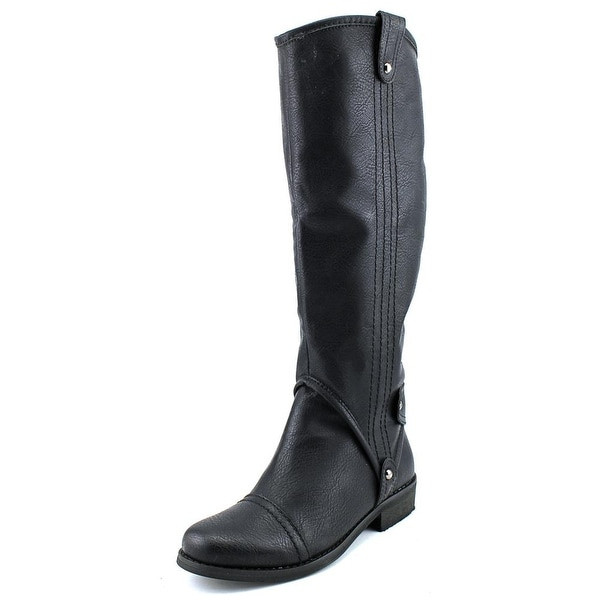 Dolce by Mojo Moxy Renegade Women Round Toe Synthetic Knee High Boot
