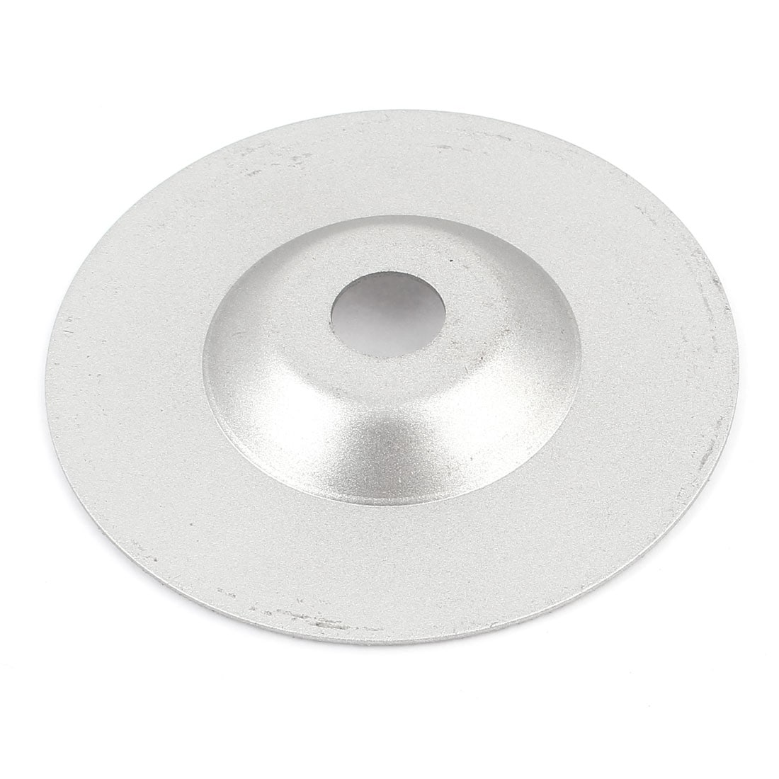 Unique Bargains Marble Grinding Tool Diamond Coated Cutting Wheel Disc 100mm x 16mm