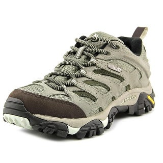 Merrell Moab waterproof Round Toe Synthetic Hiking Shoe