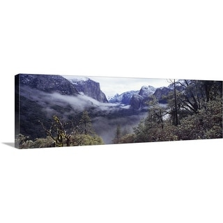 """Forest Yosemite National Park California"" Canvas Wall Art"