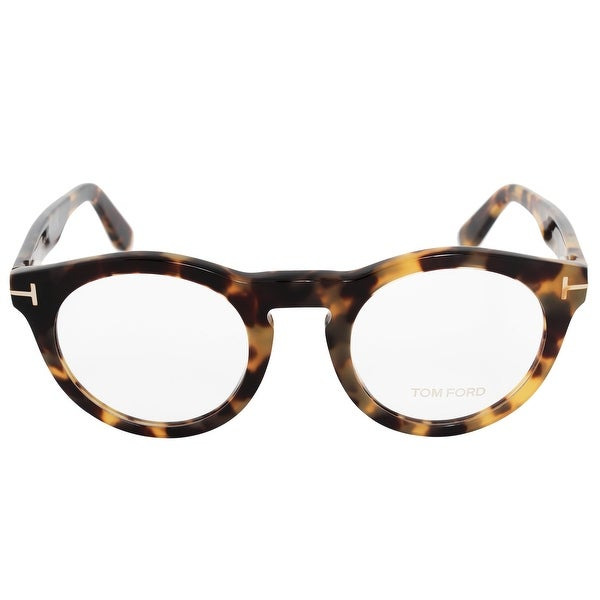 e49155c8d60 Shop Tom Ford FT5459 055 50 Round - Free Shipping Today - Overstock ...