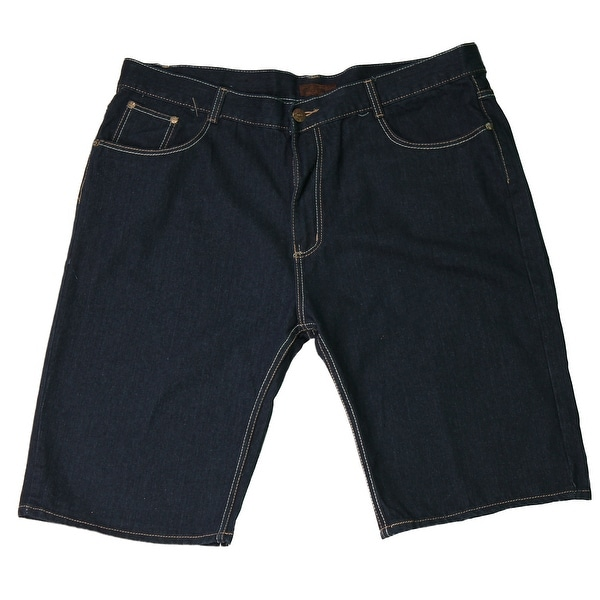 Jean Station Big Men's Denim 5-Pocket Fashion Shorts