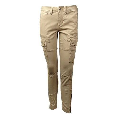 Polo Ralph Lauren Women\u0026#x27;s Twill Skinny Cargo Pants ...