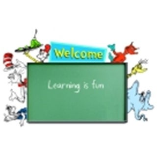 Early Childhood & Elementary Dr.Seuss Welcome Go Around Room