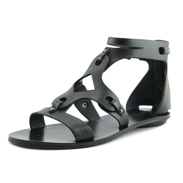 Kendall + Kylie Fifi 2 Black Sandals