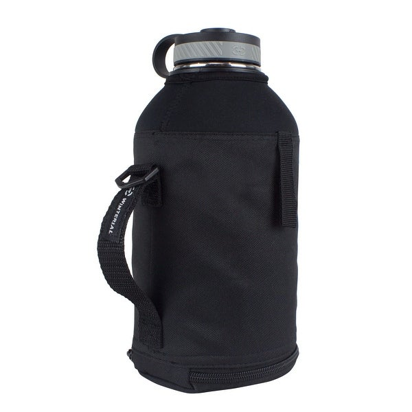 Winterial 64oz Growler Sleeve / Portable / Durable / Carry Strap