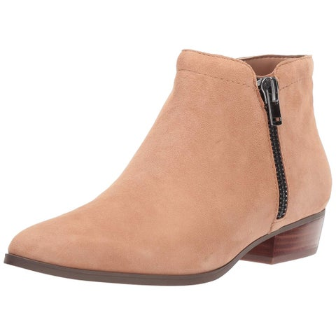 Naturalizer Womens Blair Leather Pointed Toe Ankle Fashion Boots