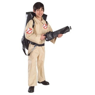 Ghostbusters Deluxe Child Costume Jumpsuit