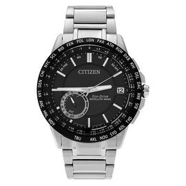 Citizen Men's 'Satellite Wave' CC3005-85E Stainless Steel Bracelet Watch