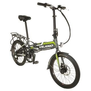 Vilano ION Electric Folding  Bike, 20-Inch Wheels