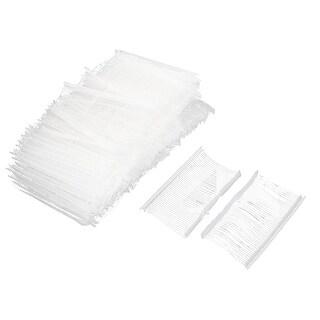Unique Bargains Supermarket Apparel Clothes Label Rope Products Price Tag Strip Line 5000 Pieces