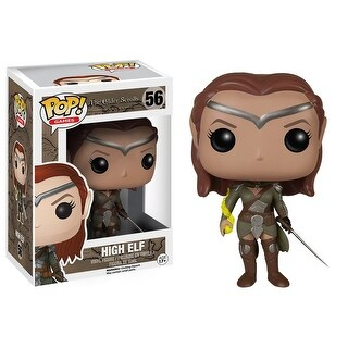 Skyrim Funko POP Vinyl Figure High Elf - multi