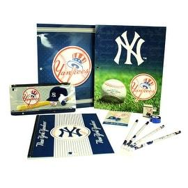 New York Yankees 11 Piece Stationery Set