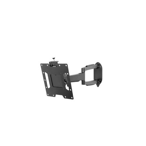 """Peerless Sa740p Smartmount Articulating Wall Mount For 22 To 40"""" Displays Black"""