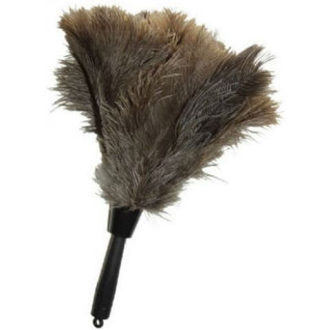 """Unger 92140 Professional Quality Ostrich Feather Duster, 18"""""""