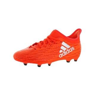 Adidas Boys X 16.3 Firm Ground Cleats Big Kid Soccer