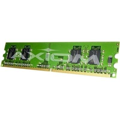 """""""Axion 0A65729-AX Axiom 4GB DDR3 SDRAM Memory Module - 4 GB (1 x 4 GB) - DDR3 SDRAM - 1600 MHz DDR3-1600/PC3-12800 - Non-ECC -"""