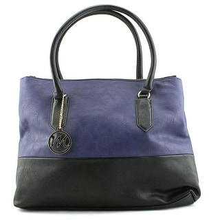 Emilie M. Bingham Large Tote Women   Synthetic  Tote - Blue
