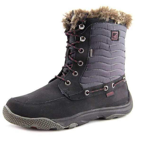 Sperry Top Sider Winter Harbor Women Round Toe Synthetic Winter Boot
