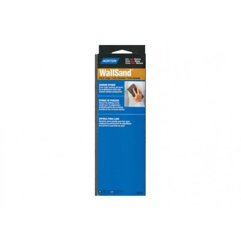 "Norton 07660700944 Paint & Drywall Sanding Sponge, 3-5/16"" x 9"" x 1"""