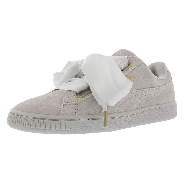 quality design 87538 a5f85 Shop Puma Suede Heart Satin Wn'S Women's Shoes - Free ...