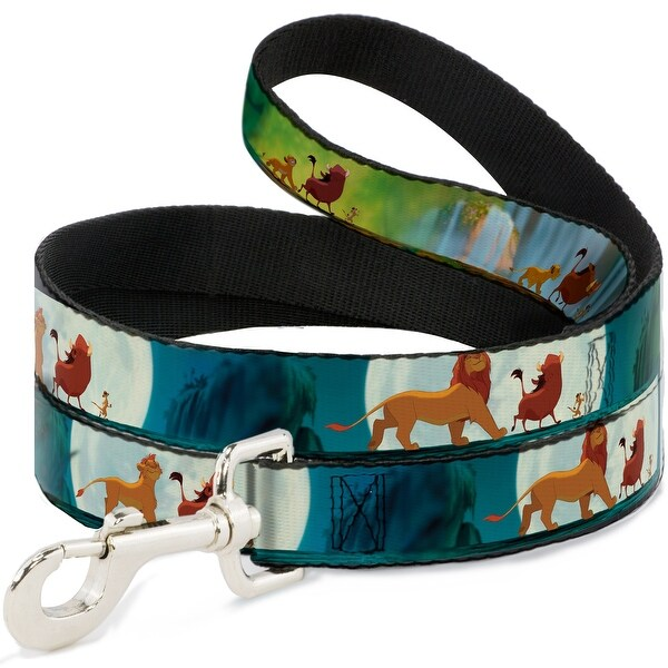 4200f516dd0 Shop Dog Leash - Lion King Simba, Pumba & Timon Growing Up - Free Shipping  On Orders Over $45 - Overstock - 17214560
