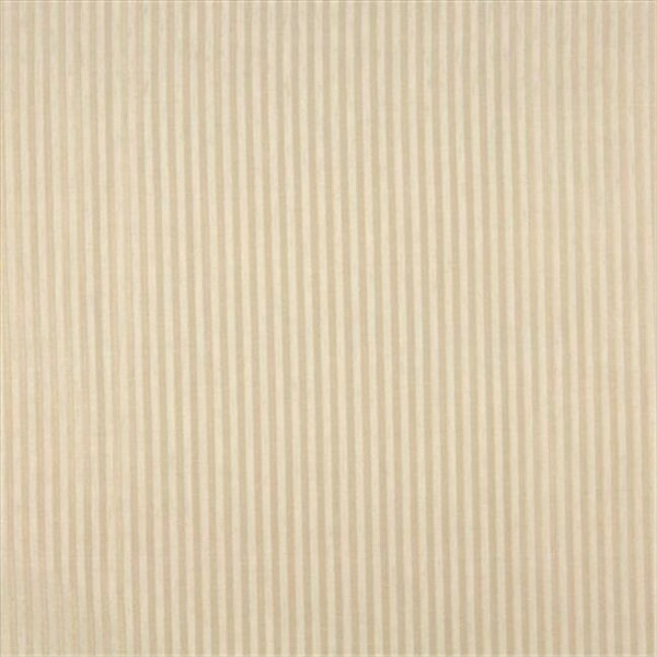 Shop Designer Fabrics A105 54 In Wide Beige Thin Stripe Upholstery