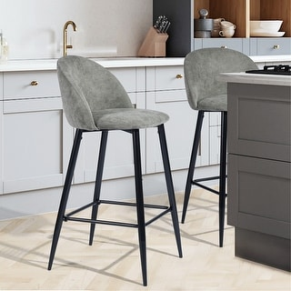 Link to Furniture R Mid-Century Modern Counter Stools (Set of 2) Similar Items in Dining Room & Bar Furniture