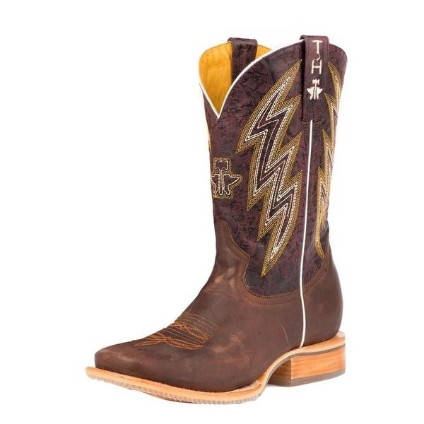 Tin Haul Western Boots Men Cowboy Gunslinger