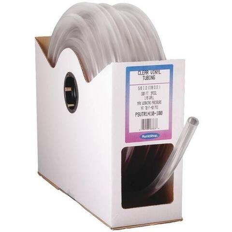 Abbott Rubber T10004013 General Purpose Lightweight Vinyl Tubing, 50'