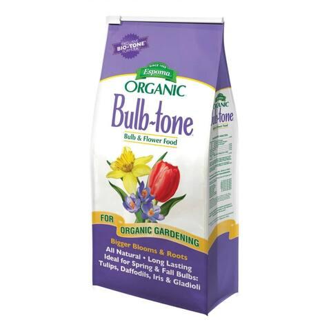 Espoma BT4 Bulb Tone Organic Bulb & Flower Premium Plant Food, 3-5-3, 4 Lbs