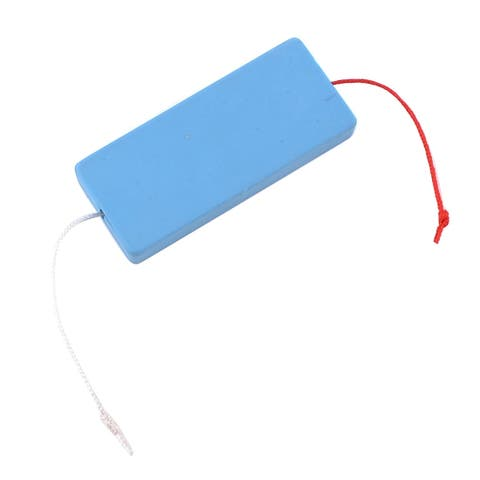 Magical Magic Blue Plastic Case Tunnel Red White String Funny Trick