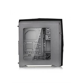 Thermaltake Case CA-1G2-00M1WN-00 Versa N25 Window Mid-Tower Black Retail