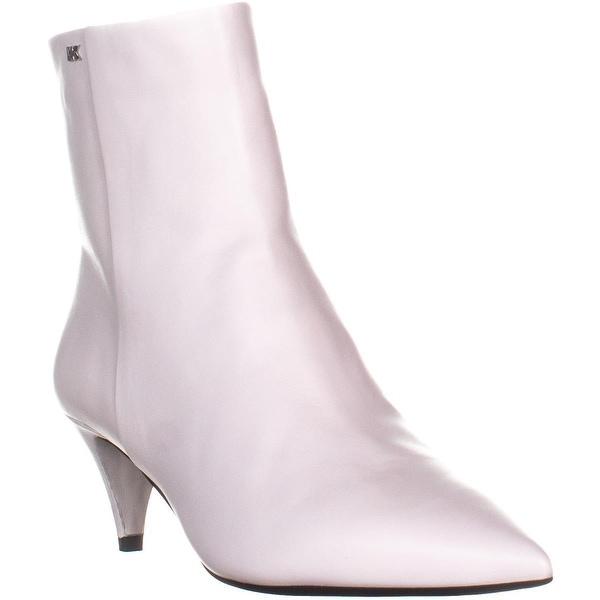 f5b125d1670 Shop MICHAEL Michael Kors Blaine Flex Kitten Ankle Boots, Optic ...