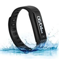 AGPtek Fitness Tracker Smart Wristband Bluetooth IP67 Waterproof Sport Watch with Pedometer Sleep Monitor Function