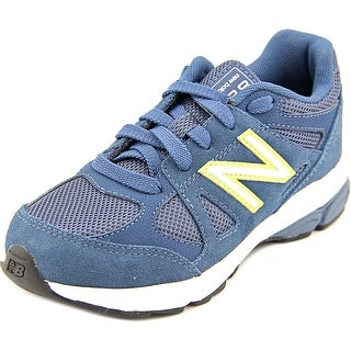 New Balance KJ888 Youth EW Round Toe Synthetic Sneakers