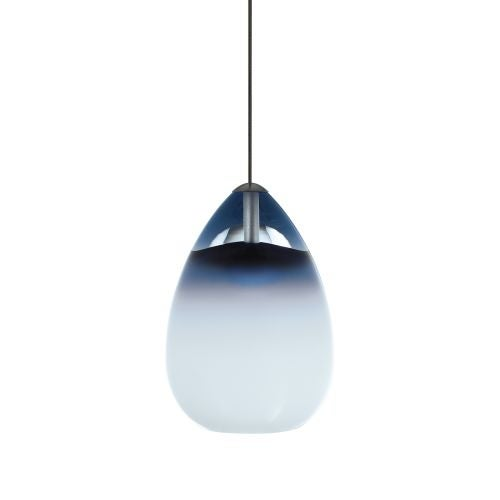 ... Halogen Low-Voltage Alina Two-Circuit MonoRail Pendant with Steel Blue  Hand-blown Venetian Teardrop - Free Shipping Today - Overstock.com -  13103445 3da0003dd3dc