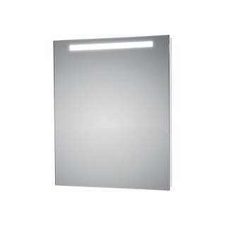 "WS Bath Collections T5-1 L45711 27"" x 35"" Mirror with LED Lighting - N/A"