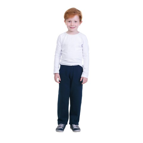 Pulla Bulla Little Boys' Sweatpants Fleece Pants