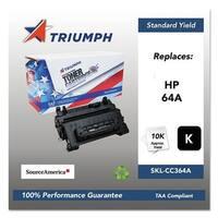 Triumph Remanufactured 64A Toner Cartridge - Black Toner Cartridge
