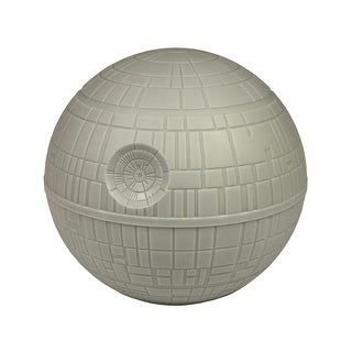 Star Wars Giant Death Star Indoor Outdoor 16 Color Mood Light with Remote and Rechargeable Battery