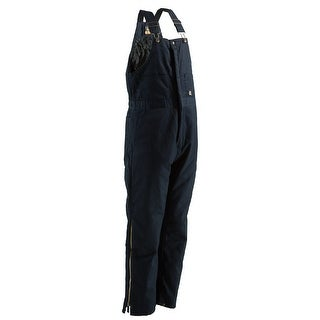 Deluxe Twill Insulated Bib Overall - S