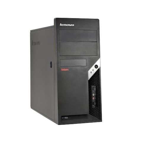 Lenovo ThinkCentre M57-T C2D-3.0GHz 3GB RAM 250GB HDD Windows 10 Pro PC (Refurbished)