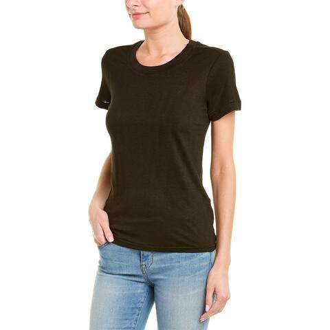 Stateside Solid Linen T-Shirt
