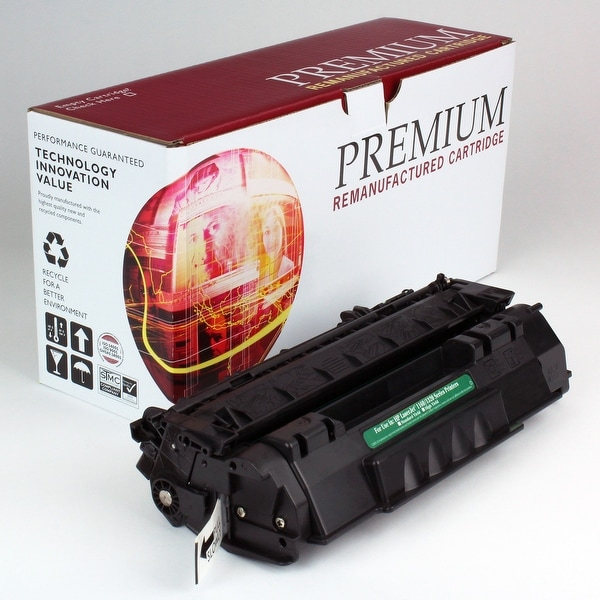 Re Premium Brand replacement for HP 49A Q5949A Toner (2,500 Yield)