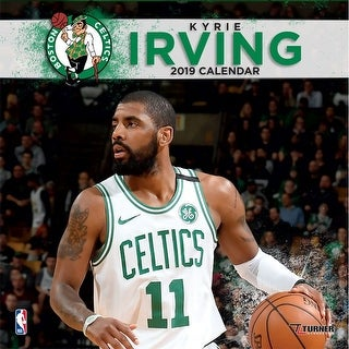 2019 NBA Kyrie Irving Wall Calendar, Basketball by Turner Licensing