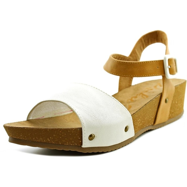 Rocket Dog Gem Women White Santa Ana Sandals